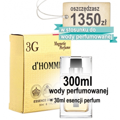 esencja perfum 3G Magnetic Perfume 1 Million