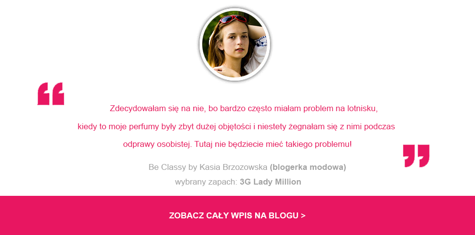 esencja perfum Lady Million Pacco Rabanne